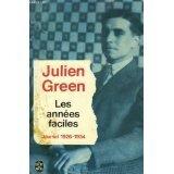 Couverture du livre : Les annees faciles 1926 - 1934