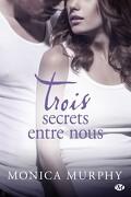 One Week Girlfriend, Tome 3 : Trois secrets entre nous