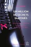 couverture Million Dollar, Tome 1 : Un million de secrets inavoués