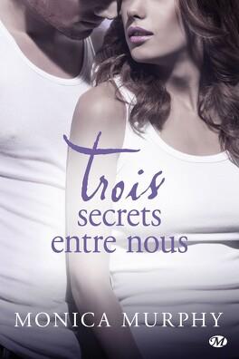 Couverture du livre : Trois secrets entre nous