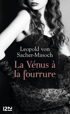Couverture de La Vénus à la fourrure