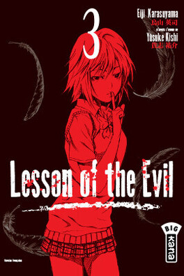 Couverture du livre : Lesson of the Evil, Tome 3