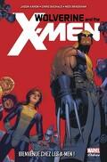 Wolverine and the X-Men, Tome 1 : Bienvenue chez les X-Men !