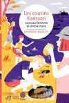 couverture Les cousins Karlsson, Tome 5 : Vaisseau fantôme et ombre noire