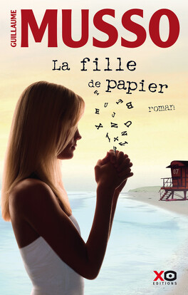 Couverture du livre : La Fille de papier