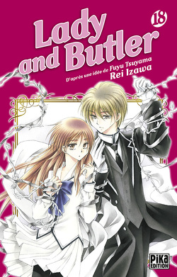 Couverture de Lady and Butler, Tome 18