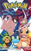 Pokémon XY, Tome 2