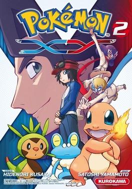 Pokemon Xy Tome 2 Livre De Hidenori Kusaka Satoshi Yamamoto