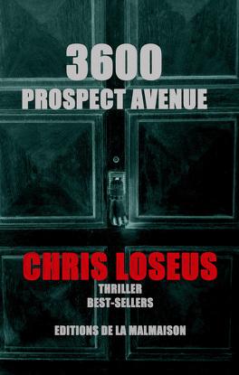 Couverture du livre : 3600 Prospect Avenue