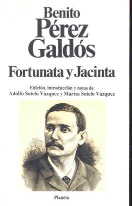 Couverture du livre : Fortunata y Jacinta