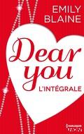 Dear You, Intégrale