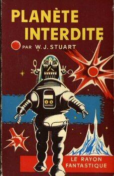 Couverture du livre : Planète Interdite