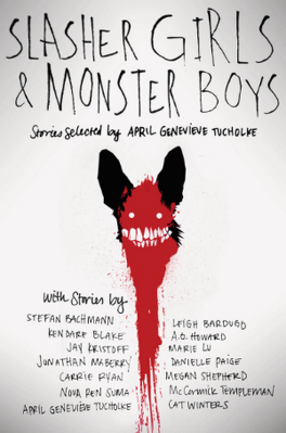 Couverture du livre : Slasher girls & Monster Boys