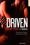 couverture Driven, tome 3 : Crashed