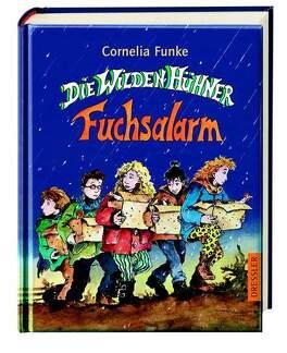 Couverture du livre : Die Wilden Hühner - Fuchsalarm
