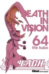 couverture Bleach, Tome 64 : Death in Vision