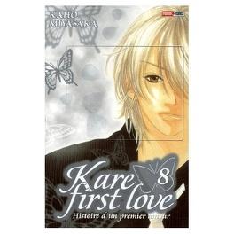 Couverture du livre : Kare first love, tome 8