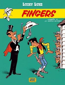 Couverture du livre : Lucky Luke, Tome 52 : Fingers