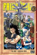 Fairy Tail, Tome 13