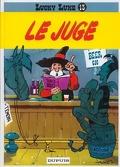 Lucky Luke, Tome 13 : Le juge