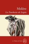 couverture Les Fourberies de Scapin