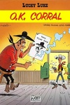 couverture Lucky Luke, Tome 66 : O.K. Corral