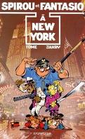 Spirou et Fantasio, tome 39 : À New York