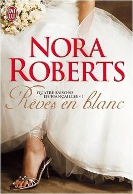 Couverture du livre : Quatre saisons de fiançailles, Tome 1 : Rêves en blanc