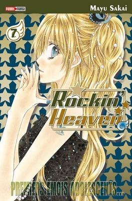 Couverture du livre : Rockin' Heaven, Tome 7