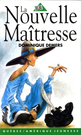 Couverture du livre : Une aventure de Mlle Charlotte, tome 1 : La nouvelle maîtresse