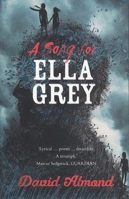 Couverture du livre : A Song for Ella Grey