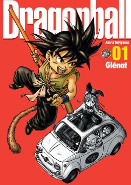 Couverture du livre : Dragon Ball - Perfect Edition, Tome 1