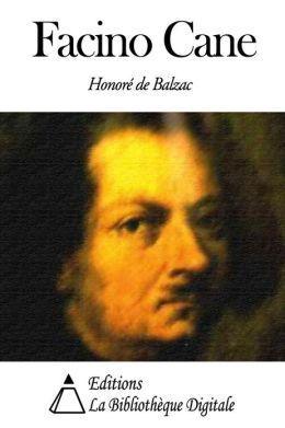 Couverture du livre : Facino Cane