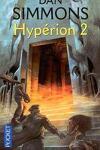 couverture Les Cantos d'Hypérion, Tome 1 : Hypérion 2
