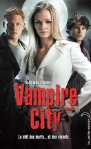 Vampire City, Tome 5 : Le Maître du chaos