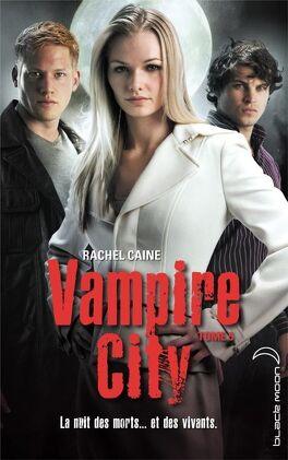 Couverture du livre : Vampire City, Tome 5 : Le Maître du chaos