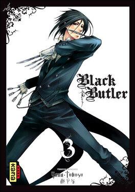Couverture du livre : Black Butler, Tome 3