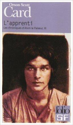 Couverture du livre : Les chroniques d'Alvin le faiseur, tome 3 : l'apprenti