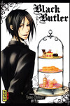 couverture Black Butler, Tome 2