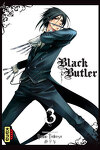 couverture Black Butler, Tome 3