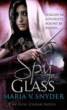 Glass, Tome 3 : Spy Glass