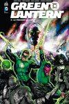 couverture Green Lantern, Tome 4 : Le premier Lantern