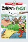 couverture Astérix - Double album : Tomes 34 & 35 - L'anniversaire d'Astérix & Obélix / Astérix chez les Pictes