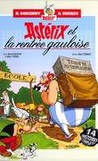 Astérix - Double album : Tome 32 - Astérix et la rentrée gauloise / Comment Obélix est tombé dans la marmite quand il était petit