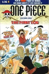 couverture One Piece: The First Log