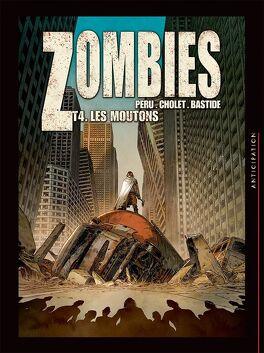 Couverture du livre : Zombies, Tome 4 : Les Moutons