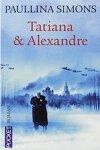 couverture Tatiana, Tome 2 : Tatiana et Alexandre