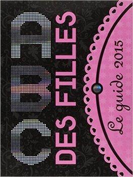 Couverture du livre : L'ABC des filles 2015