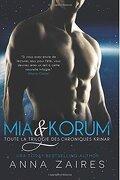 Mia & Korum (Toute la Trilogie des Chroniques Krinar)