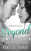 Flight & Glory, Tome 3 : Beyond what is given